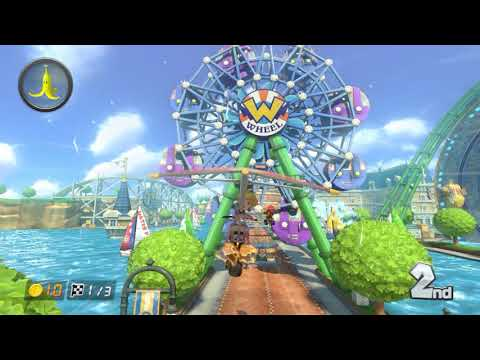Cemu 1,13,2 | Mario Kart 8 Gameplay