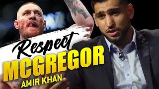 MY HONEST VIEW ON CONOR MCGREGOR - Amir Khan | London Real