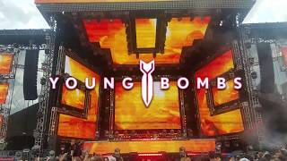 Young Bombs Live At Lollapalooza Chicago 2017   Get With The Program