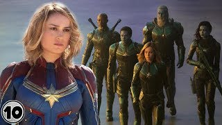 Who Are Captain Marvel