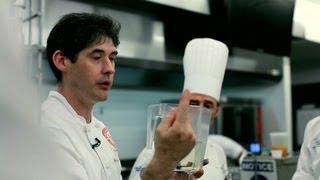 A culinary renaissance man on The Next List.