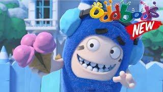 Oddbods Full Episode - The Abominable Snowbear  - The Oddbods Show Cartoon Full Episodes