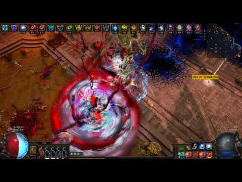Path of Exile 3 5: Fun with Breaches & Scarabs