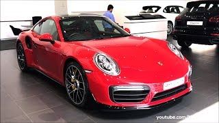 Porsche 911 Turbo S 991.2 2018   Real-life review