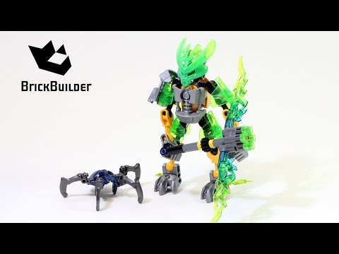 Vidéo LEGO Bionicle 70778 : Protecteur de la Jungle