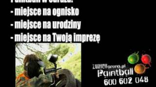 preview picture of video 'ZURICHarena.pl - Paintball w Surażu [archiwalna reklama]'