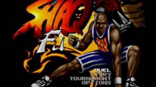 Shaq Fu SNES Music - Dragon's Pass (Beast)