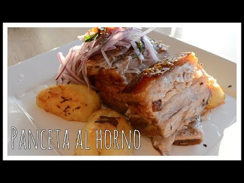 Panceta Al Horno ∆ Cocina Peruana