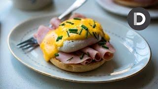 Rahasia Memasak Eggs Benedict