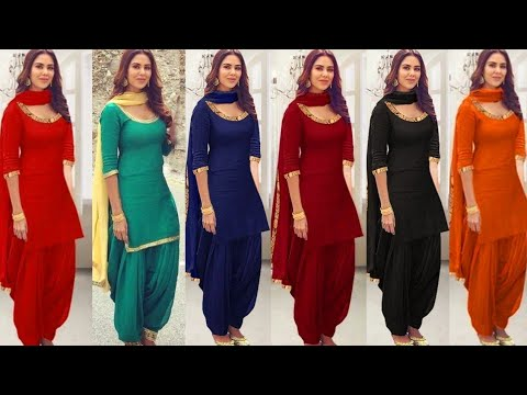 3d1480032 Patiala Suits at Best Price in India