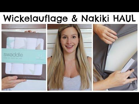 NAKIKI HAUL & neue Wickelauflage I MamaBirdie