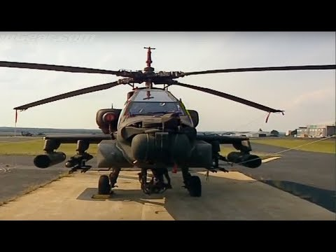 Apache Helicopter Gunships | The Black Death | Top Gear