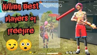 Freefire Best player killings!!😲 [TaHir]