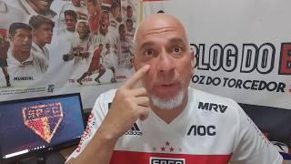 SÃO PAULO 2X0 ÁGUA SANTA - ANÁLISE E NOTAS