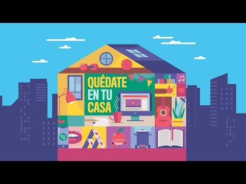 """Quédate en tu casa"" (Canción Oficial @YoMeQuedoEnCasaFestival - Oficial ) - Video oficial HD Mp4 3GP Video and MP3"