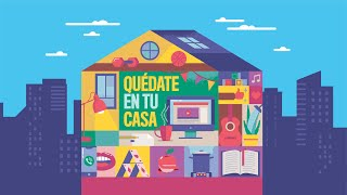 Álvaro brings out a new song 'Quédate en Tu Casa' together with other Spanish artists to sup