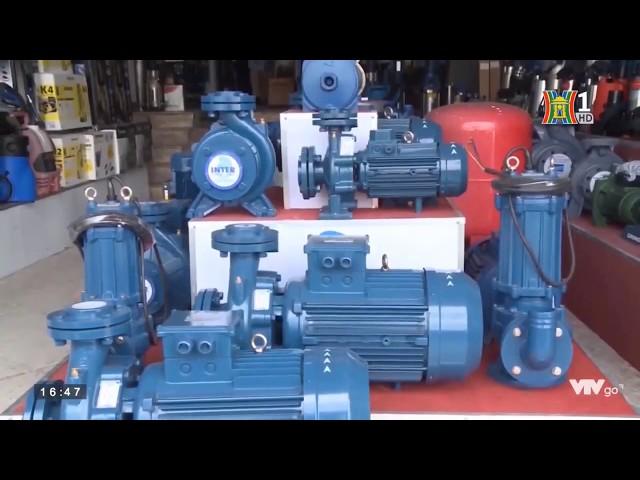 Thành Đạt – nhà nhập khẩu, sản xuất, lắp đặt máy bơm nước hàng đầu