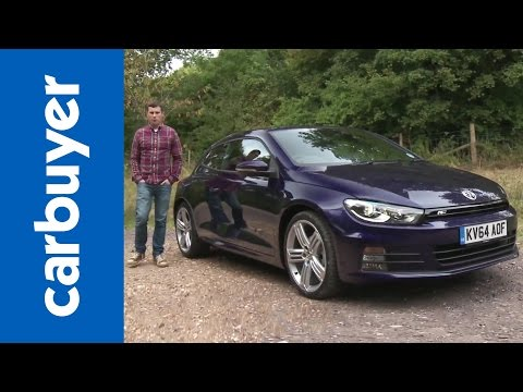 Volkswagen Scirocco coupe 2014 review - Carbuyer