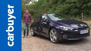 Volkswagen Scirocco coupe 2014 review - Carbuyer