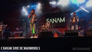 || SANAM Live in Mauritius 2017 || - Gulabi Aankhen