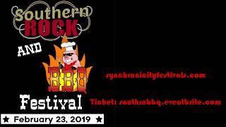 Preacher Stone for The  Southern Rock & Bar-B-Q Festival