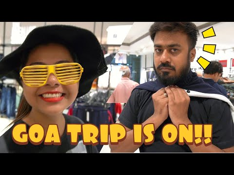 GOA KI SHOPPING CHALU + GIVEAWAY | Vlog118