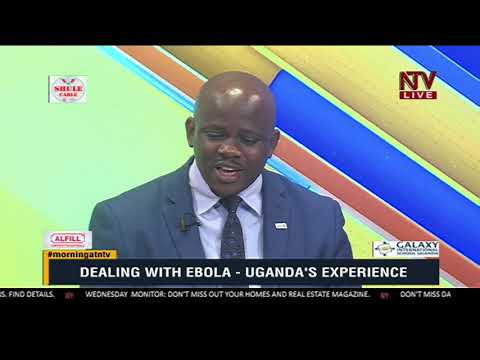 KICK STARTER: Uganda's experience of containing Ebola