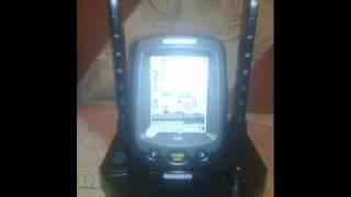 Эхолот humminbird piranhamax portable 160