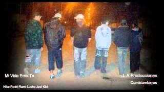 preview picture of video 'cumbiamberos mi vida eres tu'