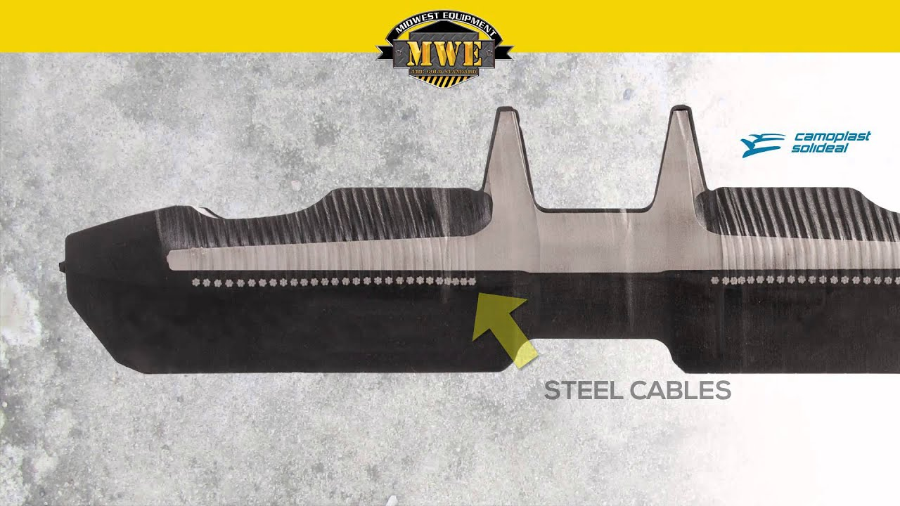 DARE TO COMPARE - High Quality Rubber Tracks by MW