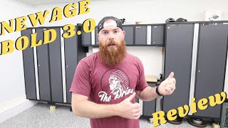 NewAge Bold 3.0 Garage Cabinet Review After 3 Months