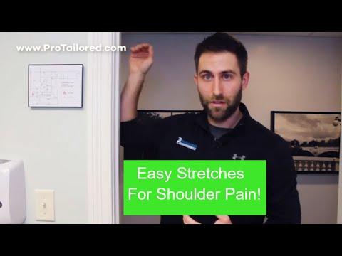 Best Way to Improve Shoulder Pain