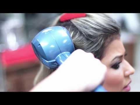c22dccd1d cacheador de cabelos tipo miracurl profissional bi-volt top. Carregando zoom .