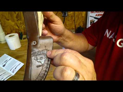 Silver Stag Skinning Knife Review