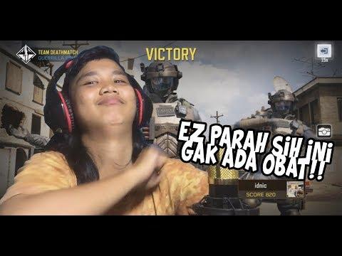 BARU MAIN DEATHMATCH UDAH 3 KALI MENANG !! - COD MOBILE GARENA INDONESIA #2