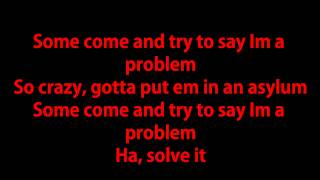 Problem (The Monster Remix) - Becky G Ft. Will.i.am (Pitched With Lyrics On Screen)