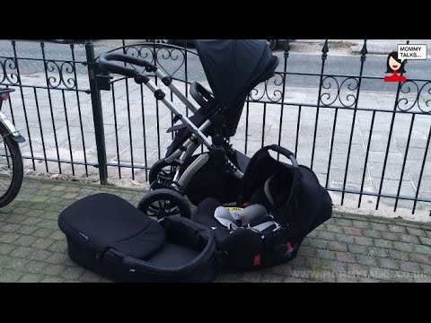 Ickle Bubba Stomp v3 Travel System review by Mommytalks