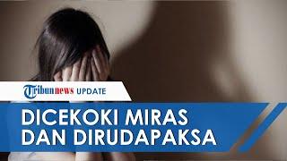 Gadis 16 Tahun Dicekoki Miras di Rumah Kosong, Dirudapaksa Bergilir 4 Pria yang Masih di Bawah Umur