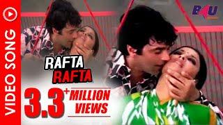 Rafta Rafta | Full Song | Kahani Kismat Ki | Rekha   - YouTube
