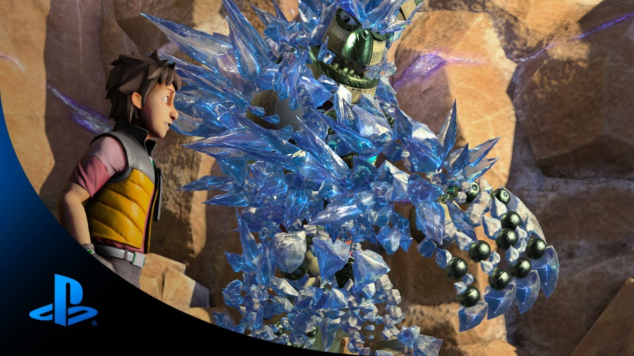 Knack at E3: New Trailer, Connected Play and More
