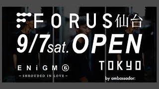 【仙台出店情報】仙台フォーラス店|TOKYO by ambassador NY出店 | ENiGM@ |エニグマ cm