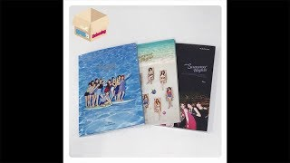 1theK Unboxing(원덕후의 언박싱): TWICE(트와이스) _ 2nd Special Album