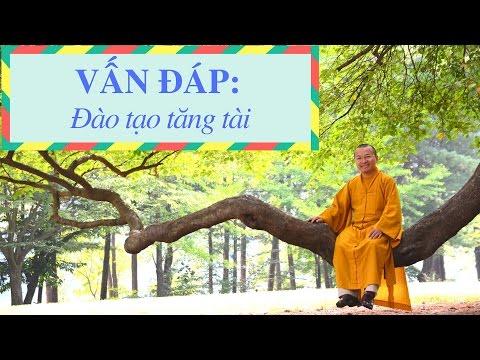 Vấn đáp: Văn hóa bản địa trong hoằng pháp, đào tạo Tăng tài, đạo Phật chỉ tìm thấy được nơi nào không có bóng dáng Phật giáo (26/07/2011) Thích Nhật Từ