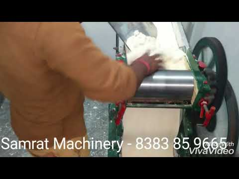 Sem Automatic Noodle Making Machine