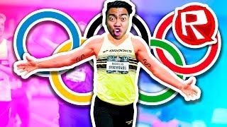 COMPETING IN THE OLYMPICS! | Roblox