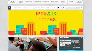 Novo Layout Portal do Cidadão