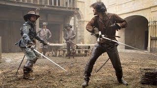 THE MUSKETEERS & The Art of Swordfighting: Exclusive Inside Look - BBC America