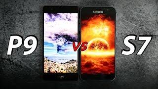 Huawei P9 vs. Samsung Galaxy S7 | In-depth Comparison