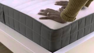 IKEA rolled packed foam mattresses