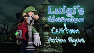 Luigis Mansion Poltergust 5000 Toy 免费在线视频最佳电影电视节目